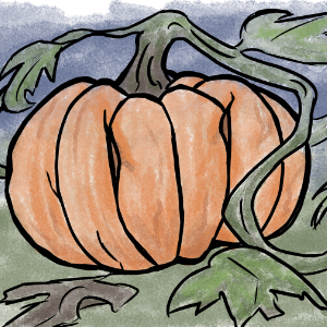 thumbnail image for Vampire Pumpkins